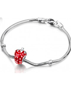 Mein-juwel - DRAC8de - Sterling silver Beautiful strawberry for a little girl bracelet