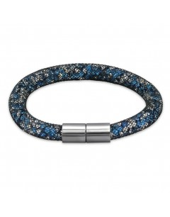 Mein-juwel - H31660de - stainless steel blue crystal and white bracelet